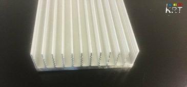 Радиаторный алюминиевый профиль 118х32мм