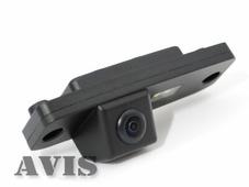 AVEL CMOS штатная камера заднего вида AVIS AVS312CPR (#023) для KIA CARENS / CEE D / CEE D SW / MOHAVE / OPIRUS / SORENTO / SPORTAGE (2010-...)