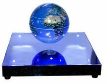 Магнитный летающий глобус на квадратной подставке, арт. 1255 GlobusOff