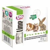Lolo Pets Минеральный камень для грызунов натуральный 40г