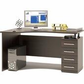 Компьютерный стол СОКОЛ КСТ-104.1 Сонома