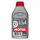 Моторное масло Motul DOT 3-4 Brake Fluid