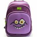 4ALL Kids Рюкзак школьный, фиолетово-сиреневый