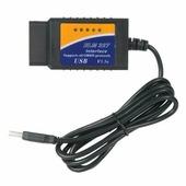 автосканер ELM327 obd2 для диагностики автомобиля ELM327 usb v.1.5