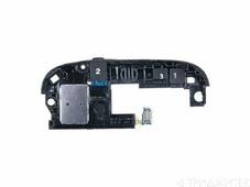 Аудио разъем (разъем гарнитуры) для Samsung Galaxy S3 GT-I9300 с динамиком и антенной
