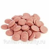 Рубиновый шоколад Callebaut Ruby RB1, 47,3% какао, 250 гр