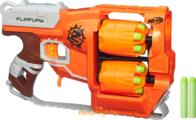 Бластер 'Переворот' Nerf Zombie Strike Hasbro A9603
