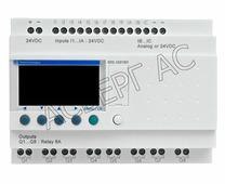 Интеллектуальное реле 26 I/O 24VDC Schneider Electric, SR3B261BD