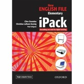 """Clive Oxenden """"New English File Elementary iPack (single-computer)"""""""