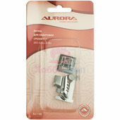 Лапка для ш/м Aurora для окантовывания края (косой бейкой) AU-148