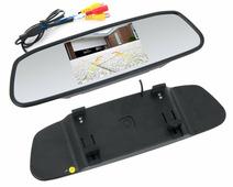 Зеркало-накладка для камеры заднего вида SWAT VDR-2U