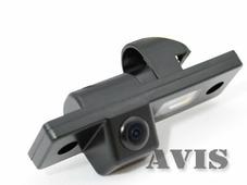 AVEL CMOS штатная камера заднего вида AVIS AVS312CPR (#012) для CHEVROLET AVEO / CAPTIVA / EPICA / CRUZE / LACETTI / ORLANDO / REZZO
