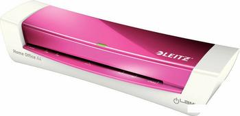 Ламинатор Leitz iLAM Home Office A4 (розовый) [73680023]