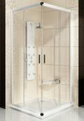 Душевая дверь Ravak Blix BLRV2K-80 блестящий+транспарент