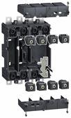 Комплект цоколя 4п compact (nsx100-250) Schneider Electric, LV429290