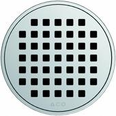 Круглая решетка для трапа ACO EasyFlow серии Exclusive (Quadrato)