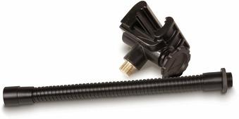 """Ultimate PC-100 Pole Clamp крепление (струбцина) на стойку, """"гусиная шея"""" 22,5см"""
