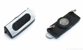 Динамик универсальный 6*15мм (для кит. планшетов, телефонов, для Explay, для Fly)