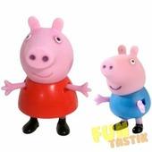 Игровой набор Peppa Pig Пеппа и Джордж