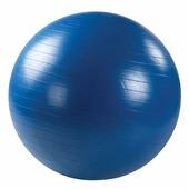 Мяч гимнастический (Фитбол) синий с ABS Ортосила L 0775b, диаметр 75 см (75см.)