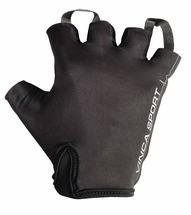 Велоперчатки Vinca sport VG 960 black