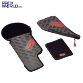 Комплект защитных накладок для карбоновой рамы велосипеда Taurus Bike Buddie