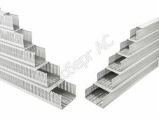 KKC 2560 Короб перфорированный 25x60 Klemsan, 551012