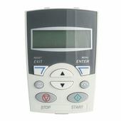 Дополнительное оборудование для приводов ACS-CP-A Интеллектуальная панель управления для ACS550, ACS350, ACS310 ABB