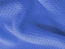 Ткань Текстэль Ложная Сетка 140 Премиум, Термотрансфер, 140 г/кв.м, 160 см (Синяя Ласточка) (21 пог.м)