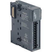 Дискретный модуль расширения тм3- 8 выходов реле Schneider Electric, TM3DQ8R