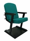Кресла для актовых залов Alina СTC SL-B