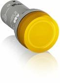 Лампы, кнопки, звонки, переключатели CL2-523Y Лампа желтая со встроенным светодиодом 230В AC ABB