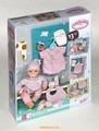 Супернабор с одеждой и аксессуарами 'Baby Annabell' Zapf Creation 700181