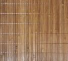Бамбуковые обои Makao ламели 11мм тон 1 с нитью, шир.0,9м