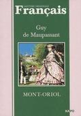 """Maupassant G. """"Mont-Oriol"""""""