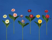 "Цветок искусственный ""Маргаритка х2"""