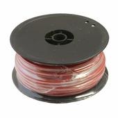 Провод гибкий красный Skyllermarks FK1000 18 м 1,5 мм²