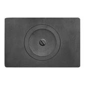 Печная плита П1-9А Рубцовское литье p1-9a