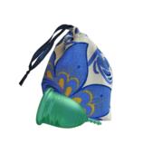 Менструальная чаша LilaCup, Размер L, Изумрудная, с мешочком для хранения