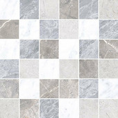 Плитка из керамогранита VitrA Мозаика Marmori Микс (5*5) (K946576LPR)