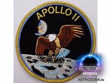 Эмблема миссии Apollo 11