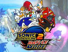 Sega Sonic Adventure 2 - Battle Mode DLC (SEGA_2482)