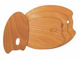 Палитра овальная (35х45) Mabef M/03545