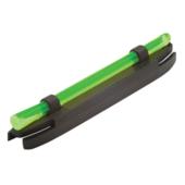 Оптоволоконная мушка Hiviz «S200» 4,2 мм - 6,7 мм, сверхузкая, красный