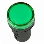 IEK Лампа A22DS LED матрица 22мм зеленая 24В AC/DC (BLS10-ADDS-024-K06)