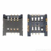 Коннектор SIM LG E405/P880/A230/D170/P920/P970/K200DS
