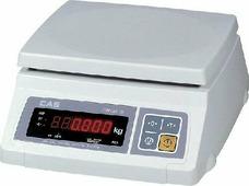 Весы электронные CAS SWII-5 с адаптер. H=13 см L=23 см B=19 см RP CAS 8070140