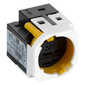 коннектор fast для кнопок с подсв.16 мм Schneider Electric, ZB6YF01