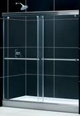 Стеклянная душевая дверь RGW TO-11 140 см (прозрачное/хром)