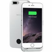 Чехол-аккумулятор для iPhone 8P/7P/6Plus 5000мАч SILVER